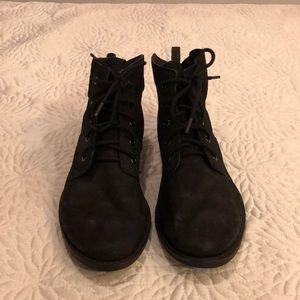 Sam Edelman Tie-up Boots